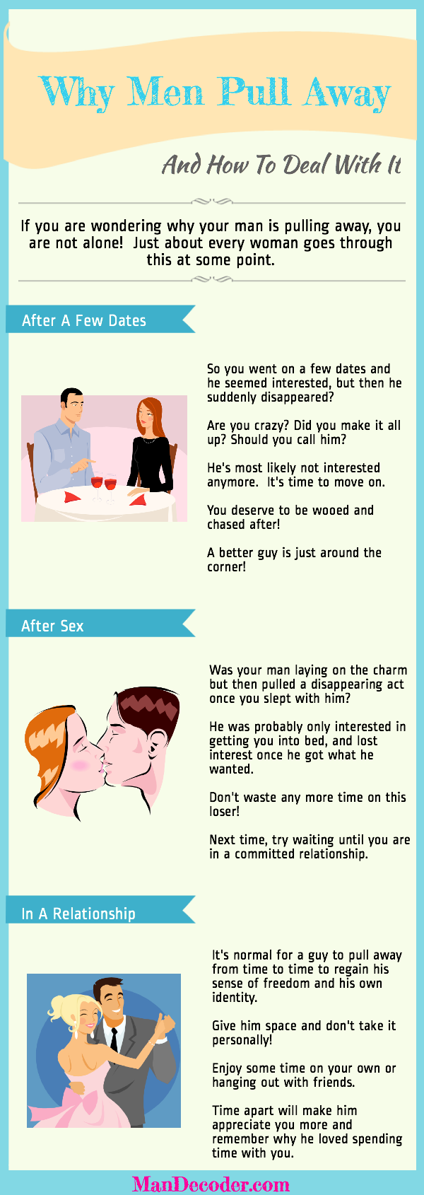 How often should he call or text in early dating